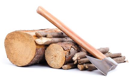Komfortzone verlasse mit 'Holz hacken'?