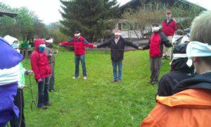 Teambuilding im Outdoorbereich