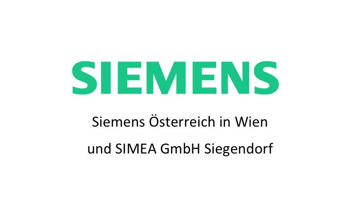 Testimonial Siemens Österreich