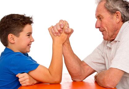 Mitarbeiter Motivation für ältere Mitarbeiter